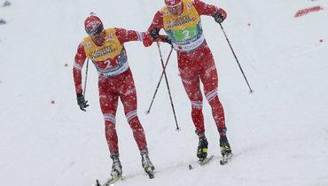 Сборная России ушла вотрыв в45 секунд напервом этапе мужской эстафеты ЧМ-2021