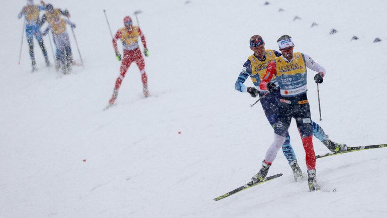 Ханс Кристер Холунн. Фото Reuters