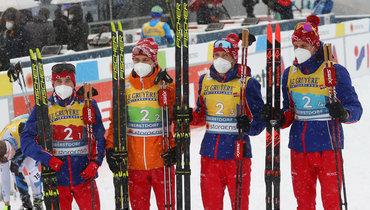Матвеева высоко оценила серебро сборной России вэстафете начемпионате мира