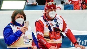 Тренер сборной России Крамер оценил методику мотивационный работы Вяльбе