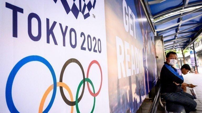 Олимпиада в Токио. Фото Sky Sports.
