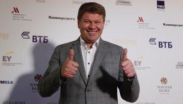 Дмитрий Губерниев. Фото Алексей Майшев/Известия