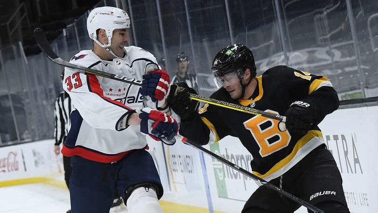 6 марта. «Бостон» — «Вашингтон» — 5:1. Фото nhl.com