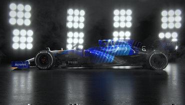 «Уильямс» представил болид насезон-2021 «Формулы-1»