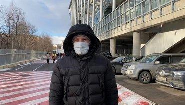 Сергей Чепчугов посетил матч ЦСКА— «Ахмат»