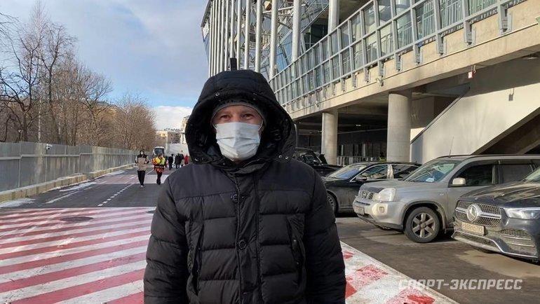 Сергей Чепчугов. Фото «СЭ»