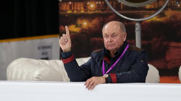 Алексей Мишин. Фото Ксения Нуртдинова