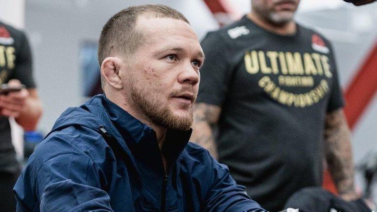 Петр Ян. Фото UFC