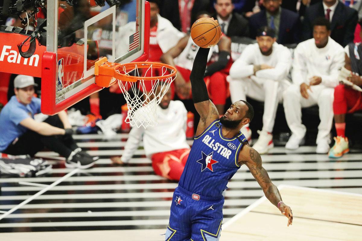 Красота по-американски: топ-5 лучших Матчей звезд вистории НБА