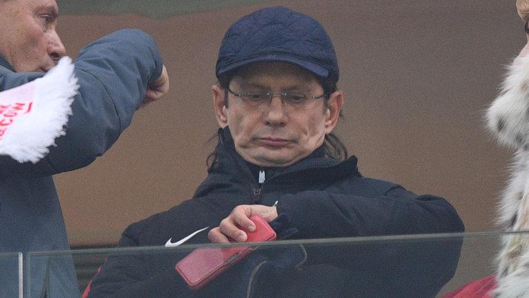 Леонид Федун. Фото Александр Федоров, «СЭ»