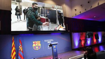 «Манчестер Сити» решил избавиться отлучшего бомбардира вистории. Теперь Агуэро ждут в «Барселоне»