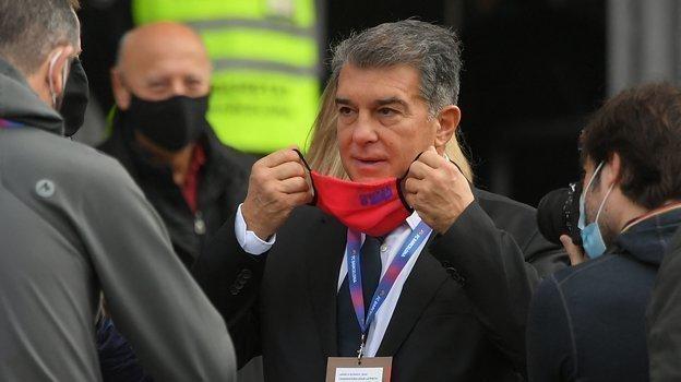 Лапорта— новый президент «Барселоны». Обещает сохранить Месси, подписать Агуэро ивыиграть Лигу чемпионов