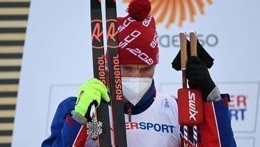 Тренер сборной Норвегии Носсум объяснил причины недовольства Большунова после марафона наЧМ