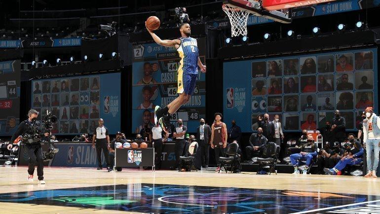 Кассиус Стэнли. Фото NBA