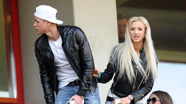 Дмитрий Тарасов и Ольга Бузова. Фото Алексей Иванов, -