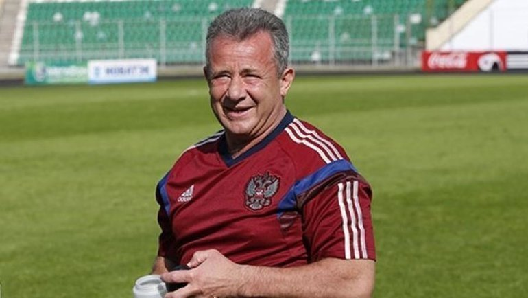 Сергей Колесников. Фото РФС