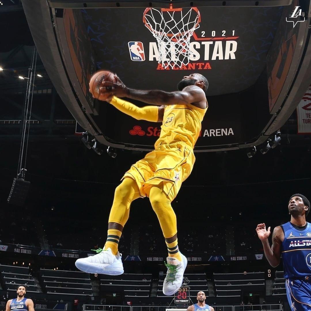 Матч звезд, который стоит поскорее забыть. НБА сделала ставку наполитику