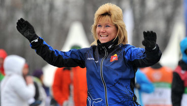 Резцова раскритиковала поведение Большунова после финиша марафона наЧМ вОберстдорфе