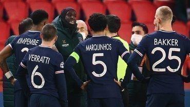 Судья матча «ПСЖ»— «Истанбул» отстранен доконца сезона