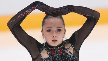 Валиева рассказала онюансах работы сТутберидзе