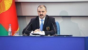 Виктор Лукашенко. Фото Reuters