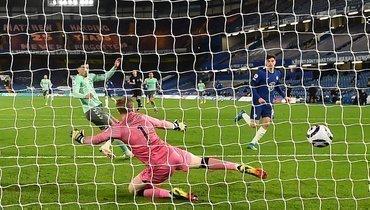 «Челси» обыграл «Эвертон» иувеличил отрыв отнего втаблице