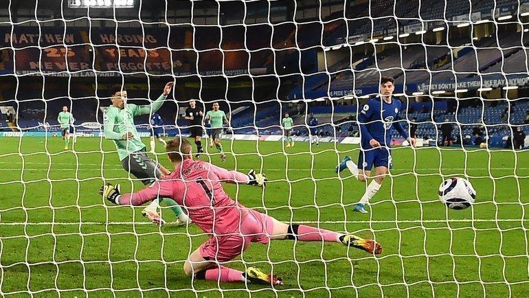 «Челси» обыграл «Эвертон». Фото Reuters