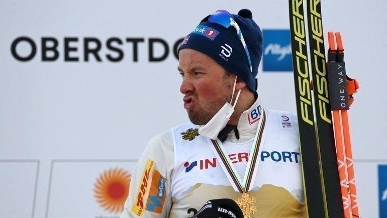 Эмиль Иверсен. Фото AFP