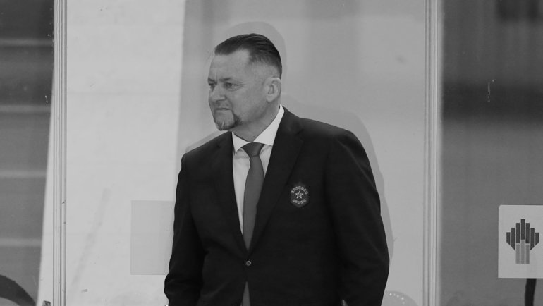 Александр Левицкий. Фото МХК «Красная Армия»