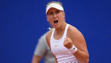 Потапова обыграла 19-ю «ракетку» мира Кис вовтором круге турнира вДубае