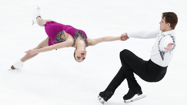 Александра Бойкова и Дмитрий Козловский. Фото Дарья Исаева, «СЭ» / Canon EOS-1D X Mark II