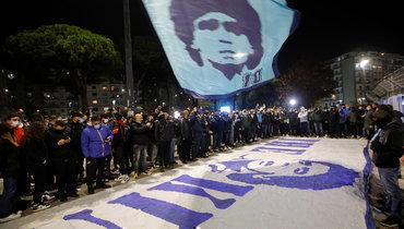 ВАргентине люди выйдут намарш стребованием расследовать смерть Марадоны