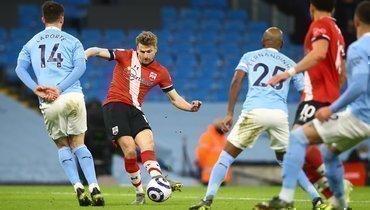 «Манчестер Сити» обыграл «Саутгемптон» ипродолжает лидировать вАПЛ