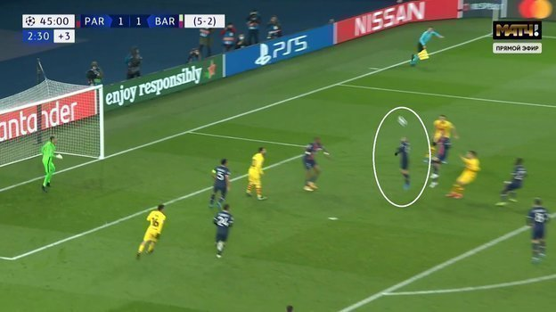 «ПСЖ»— «Барселона».