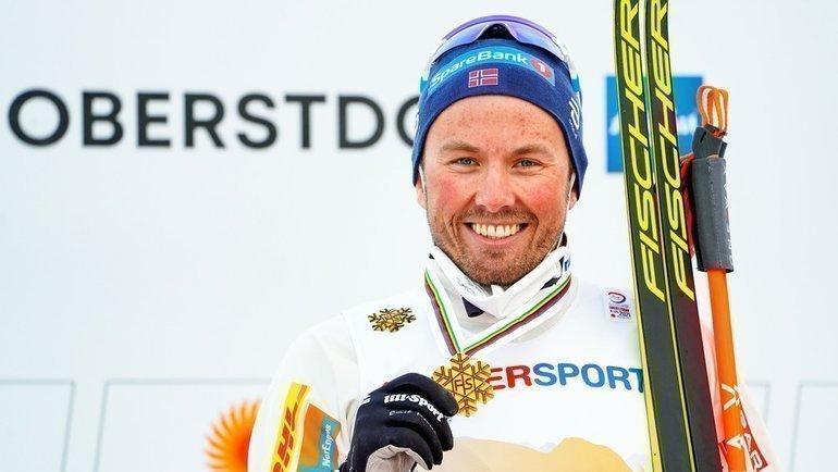 Эмиль Иверсен. Фото Reuters