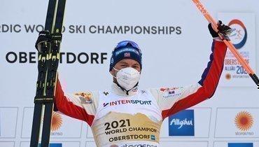 Иверсен отреагировал нарешение Клебо отозвать апелляцию после марафона наЧМ вОберстдорфе