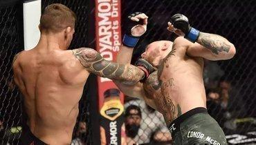 Глава UFC назвал главную причину поражения Макгрегора вреванше сПорье