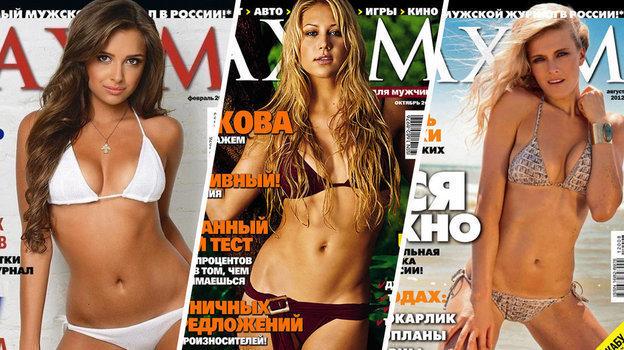 Каролина Севастьянова, Анна Курникова, Леся Махно.