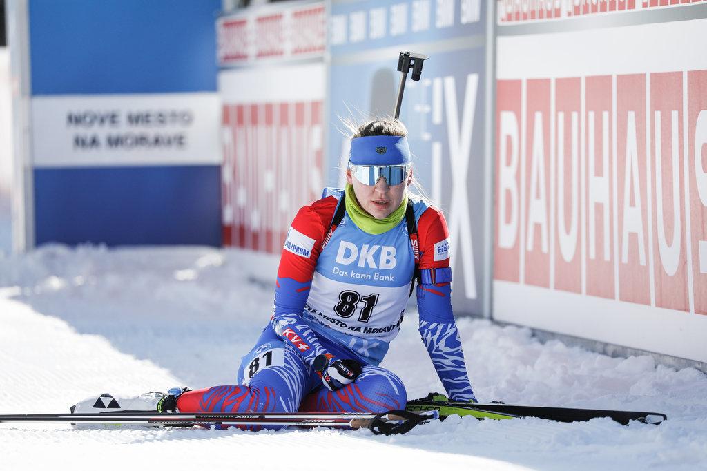 Экхофф выиграла шестую гонку подряд, ароссиянки близки кпотере квоты