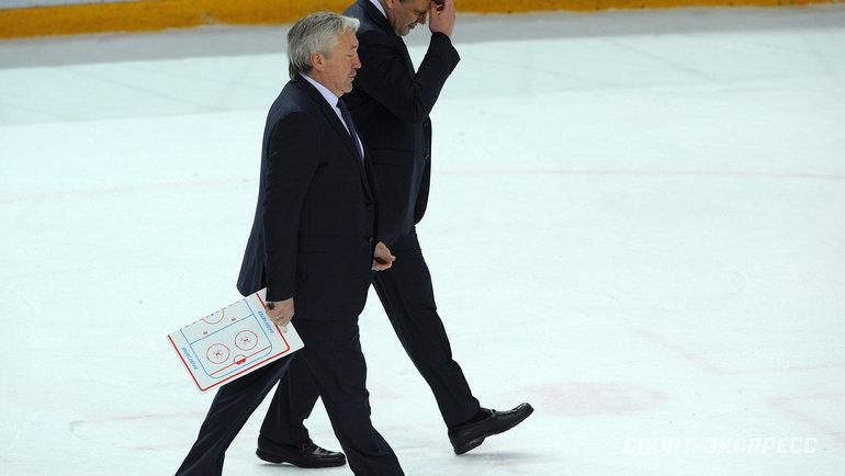 Михаил Кравец (слева). Фото Алексей Иванов, «СЭ»
