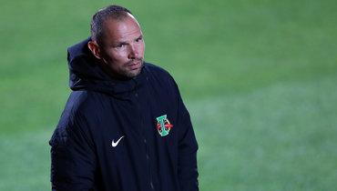 В «Торпедо» заявили, что Игнашевич останется напосту главного тренера