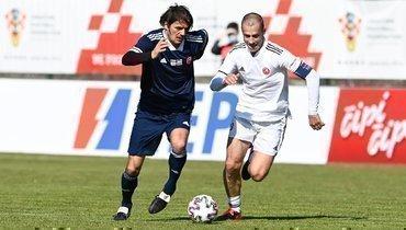Олич, Плетикоса ипрезидент УЕФА Чеферин сыграли вматче вподдержку пострадавших отземлетрясения