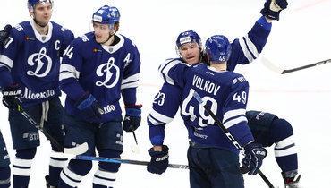 Московские динамовцы, как иармейцы, являются фаворитами своих пар второго раунда Кубка Гагарина.