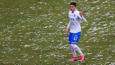 Писарев считает, что Захарян полностью заслужил вызов вмолодежную сборную России