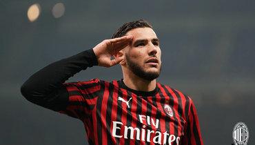 Защитник «Милана» может быть дисквалифицирован запост вInstagram про судью матча с «Наполи»