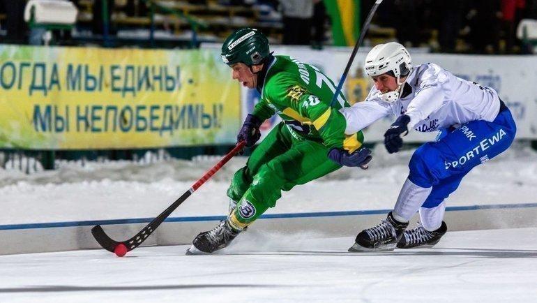 «Водник» был близок к продолжению серии с «Динамо», но сыграет за бронзу. Фото ХК «Водник», ТАСС