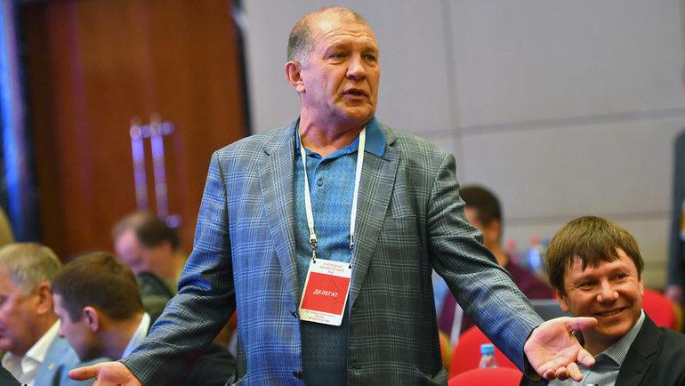 Григорий Иванов. Фото Александр Федоров, «СЭ»