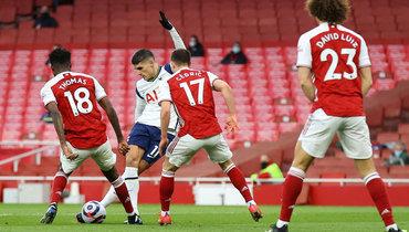 Ламела забил фантастический гол рабоной иудалился. Сумасшедшее дерби «Арсенала» и «Тоттенхэма»