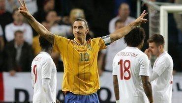 Ибрагимович попал взаявку сборной Швеции впервые с2016 года