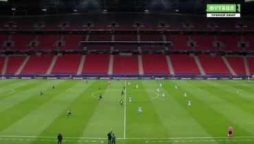 16марта. Будапешт. Перед матчем «Манчестер Сити»— «Боруссия».